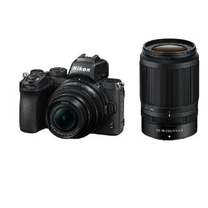 니콘 Nikon Z 50 Double Zoom LENS KIT [16-50, 50-250]